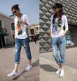 【UNI FINE SHOP 】Hàng Mới Tháng 4 / Quần áo xuất khẩu / Các loại áo thun váy đầm áo sơ mi quần jean baggy boyfriend