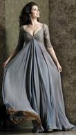 Đầm dạ hội lộng lẫy, giá rẻ dành cho người mập