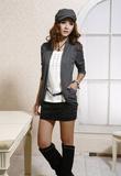 Các loại áo Cardigan, áo khoác nhẹ, áo khoác dày, áo len, chân váy... Hàng Quảng Châu vô cùng sành điệu nhé