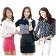 MADE IN KOREA 1000 mẫu áo sơ mi nữ công sở,sơ mi dạo phố,sơ mi trẻ trung,sơ mi nữ caro,áo kiểu công sở,sơ mi nữ suông