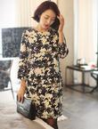 Lịch sự, sang trọng với Váy liền thân công sở hiệu Maydle thời trang Hàn Quốc phần 2