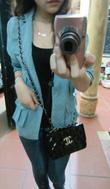 SALE OFF: áo sơ mi, túi Chanel, khoác phao, cadigan, giày cao gót. Cả NEW và used.