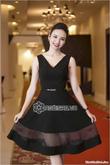 Xưởng may gia công quần áo Peran shop chuyên bán buôn quần áo giá sỉ thời trang hotgirl, quảng châu