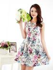 Đẹp dịu dàng với Váy liền thân Hàn Quốc hiệu Oran phần 2
