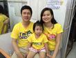 Áo phông đôi , áo gia đình bán trực tiếp tại shop 150 Nguyễn Lương Bằng Đống Đa Hà Nội