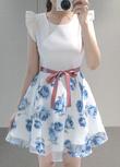 Váy xòe Theerin Hàn Quốc tự tin, lôi cuốn