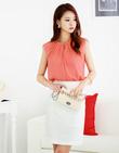 Áo sơ mi Nữ Hàn Quốc hiệu Oran thời trang Hàn Quốc model 2014