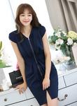 Váy liền nhập khẩu Hàn Quốc: Váy công sở, Đầm dạo phố, dự tiệc cao cấp mới nhất hè 2014
