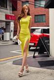 Váy liền thân hiệu Shinn nhập khẩu Hàn Quốc