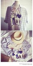 Áo phông, quần váy hoa vải lanh, đồ hè bán phá giá đây các nàng