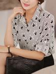 Top 10 bộ sưu tập Áo sơ mi Nữ Hàn Quốc made in Korea