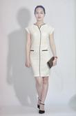 Váy công sở VNXK thời trang, trẻ trung, sành điệu giá rẻ bất ngờ