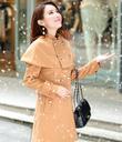Áo khoác thời trang sành điệu, phong cách và đẳng cấp cho mùa thu đông 2014