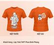 Thiết kế, may đo đồng phục, áo lớp, áo đôi, áo sự kiện giá tốt