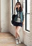 Áo lông vũ siêu nhẹ và ấm áp cho mùa đông