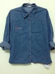 Áo Jean, sơ mi jean thanh lý giá cực mềm, hàng xách tay made in KOREA, JAPAN
