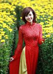 Bán áo dài của HOT Girl Midu