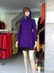 Bán Buôn Thời trang công sở Áo Dạ cao cấp 2014