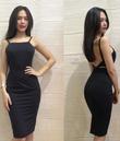 Váy sang chảnh giá hạt rẻ hàng thiết kế