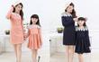Váy công sở cao cấp, Váy mẹ con 319 Phố Huế.