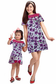 Váy đôi cho mẹ và bé hàng may đo thiết kế.Giá chỉ từ 399K/set