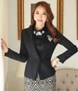 Phong cách công sở Hàn Quốc với Bộ sưu tập Áo Vest nữ Hàn Quốc Model 2014