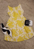 Đầm Eliza J , Bannana , WHBM , Ware House , .... Nhiều kiễu màu sắc tươi trẻ . Chuyên sỉ