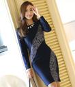 Phong cách công sở Hàn Quốc với Bộ sưu tập Váy liền thân Hàn Quốc