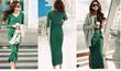 Váy maxi cotton váy len, váy ren thời trang mới nhất