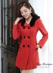 Áo dạ nữ Hàn Quốc 2014 đồng giá 755k giá siêu rẻ