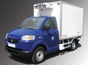Ảnh số 3: Xe tải Suzuki đông lạnh 500kg 550kg 650kg 750kg thùng đông lạnh - Giá: 283.000.000