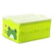 Ảnh số 52: Hộp gấp nắp nhựa ếch - Giá: 80.000