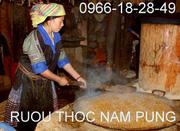 Ảnh số 22: Rượu thóc Nậm Pung ( được nấu tại Xã Nậm Pung, Bát sát, Lào cai, nồng độ 50độ dùng để uống hoặc ngâm thuốc rất tốt - Giá: 65.000