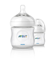 Ảnh số 31: Philips AVENT SCF690/27 125 ml Natural Newborn Feeding Bottle (Pack of 2) - Giá: 500.000