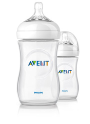 Ảnh số 36: Philips AVENT Natural SCF693/27 260 ml Feeding Bottle (Pack of 2) - Giá: 500.000