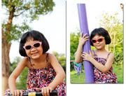 Ảnh số 16: Mắt Kính Trẻ Em Chống tia UV, bẻ không gãy an toàn cho bé từ 2-10 tuổi - Giá: 105.000