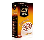 Ảnh số 2: Cappuccino hương Mocha - Giá: 43.000