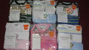 Chuyên bán Sỉ, Lẻ đồ sơ sinh xuất khẩu: Yếm,Túi,bộ body Carter s, Next, Chăn, Gối, Mũ, Tất 3D,Ghế ăn