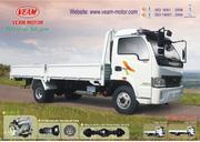 Ảnh số 6: Bán xe tải Veam 1 tấn 1.25 tấn 1.4 tấn 1.5 tấn 1.9 tấn 2 tấn 2.5 tấn 3.5 tấn 4.5 tấn 5 tấn 8 tấn - Giá: 225.000.000