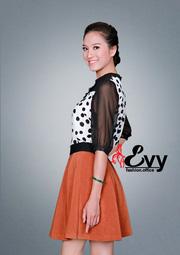 Ảnh số 61: thời trang công sở Evy - Giá: 2.500