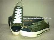 Ảnh số 47: Converse Army Green_ Đen - Giá: 450.000