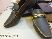 Bán buôn bán lẻ giày lười giày mọi giày công sở giày cưới giày da nam thời trang ship hàng toàn quốc