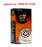 Ảnh số 8: G7 cappuccino mocha - Giá: 48.000
