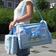 Ảnh số 2: Túi 4 chi tiết mẹ và bé xanh - Giá: 180.000