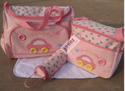 Ảnh số 5: Túi 4 chi tiết mẹ và bé hồng - Giá: 180.000