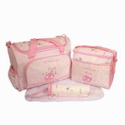 Ảnh số 7: Túi 4 chi tiết mẹ và bé hồng - Giá: 180.000