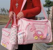 Ảnh số 6: Túi 4 chi tiết mẹ và bé hồng - Giá: 180.000