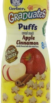 Ảnh số 2: Bánh Gerber Mỹ Apple Cinnamon - Giá: 75.000