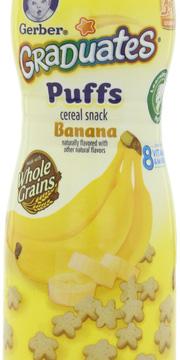 Ảnh số 3: Bánh Gerber Mỹ Banana Fruit - Giá: 75.000