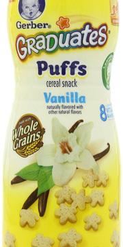Ảnh số 14: Bánh Gerber Mỹ Vanilla - Giá: 75.000
